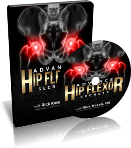 hip flexor - DVDcase
